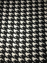 Leggings New With Tags Black White Grand Houndstooth Buttery Soft One Size Fits 0-14