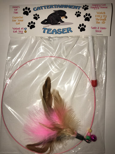 Cattertainment Teaser Cat Toy Low Shipping Costs