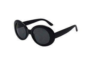Posh Black Sunglasses