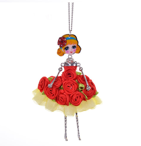 La Petit KewPie Necklace