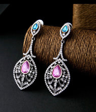 Swarovski French Drop Earrings