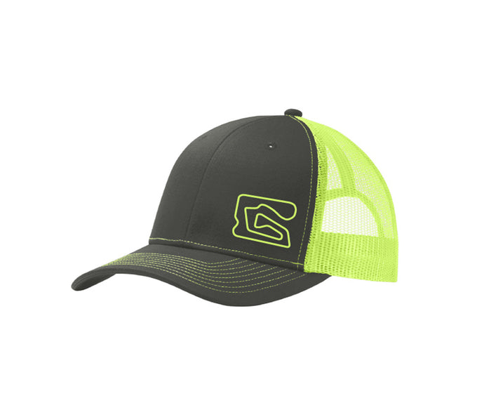 The Track Hat- Neon Edition