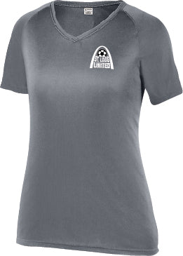 United Performance V-Neck T-shirt - Ladies