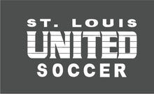 Load image into Gallery viewer, St. Louis United Window / Vehicle Decals