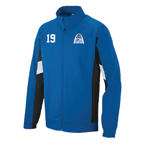 2020/2021 St. Louis United Team Warm-up Jacket