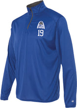 Load image into Gallery viewer, United Badger 1/4 zip Performance Pullover (Adult and Ladies Sizes)