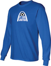 Load image into Gallery viewer, United Long Sleeve T-Shirt - Arch Logo