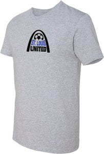 United Premium T-Shirt - Arched Logo (Adult and Youth sizing)