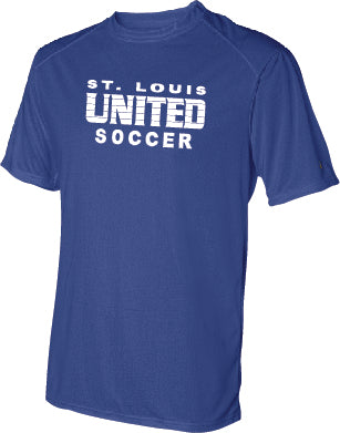 United Performance T-shirt - Traditional Logo (Adult, Ladies and Youth)