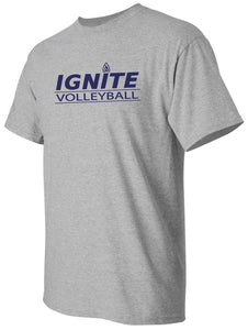 Ignite Volleyball T-Shirt (Adult and Youth)