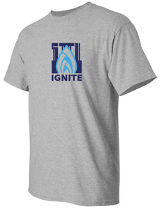 Ignite T-Shirt Flame Logo (Adult and Youth)