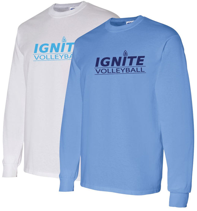 Ignite Long Sleeve Tshirt (ADULT)