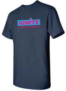 Ignite T-Shirt Boxed Logo (Adult and Youth)*