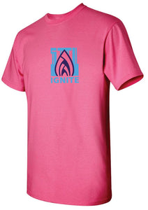 Ignite T-Shirt Flame Logo (Adult and Youth)*