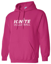 Load image into Gallery viewer, Ignite Hoodie Volleyball Pink/Navy (Adult and Youth)