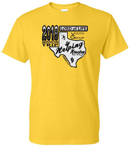 Lord of Life Church Mission Trip 2019 T-Shirt