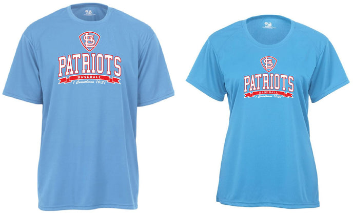 Patriots Memorial Shirt (ADULT and LADIES)