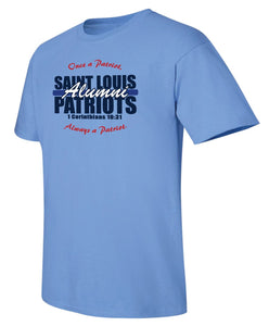 Patriots Alumni - Premium T-shirt -100% Ringspun Cotton (ADULT)