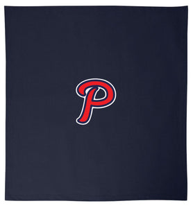 "Patriots ""P"" Logo - Stadium Fleece Blanket (ONE SIZE)"