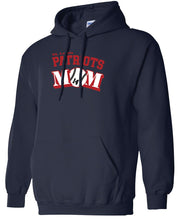 Load image into Gallery viewer, Patriots Mom Logo - Standard Hoodie - Cotton Blend (ADULT)