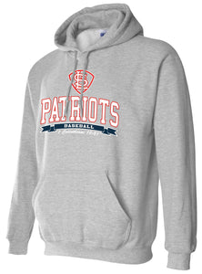 Patriots STL Logo - Standard Hoodie - Cotton Blend (ADULT and YOUTH)