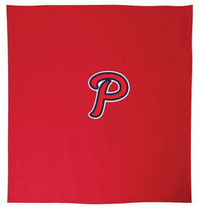 Stadium Fleece Blanket (Red or Navy)