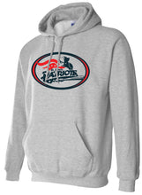 Load image into Gallery viewer, Patriots Traditional Logo - Standard Hoodie - Cotton Blend (ADULT and YOUTH)