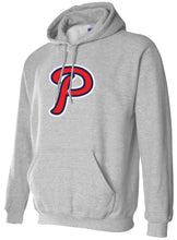 "Load image into Gallery viewer, ""P"" Hoodie ADULT and YOUTH- Spirit-wear"