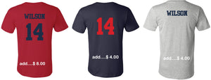Patriots STL Logo - Premium T-Shirt - 100% Ringspun Cotton (ADULT and YOUTH)