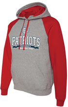 Load image into Gallery viewer, Patriots STL Logo - Bi-Color Hoodie Sweatshirt - Cotton Blend (ADULT)
