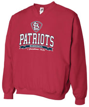 Load image into Gallery viewer, Patriots STL Logo - Badger Microfiber Loose - fit Windshirt - 100% Performance Poly (ADULT)