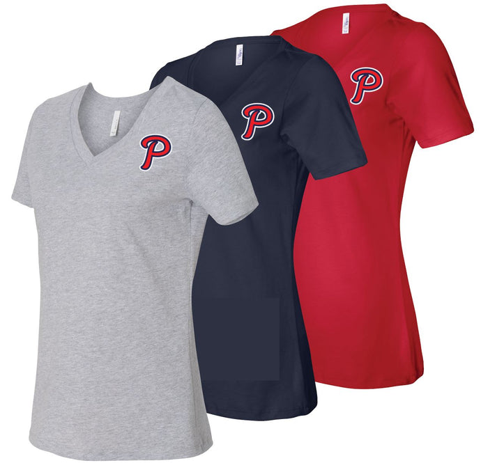 Premium Tshirt – V-Neck Ladies