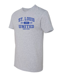 United Premium T-Shirt - Collegiate Logo (Adult and Youth sizing)