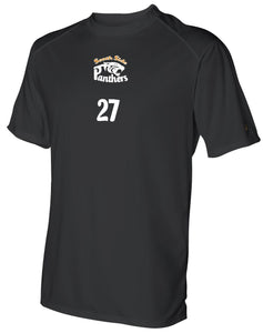 Panthers Performance Practice T-shirt - (Adult and Youth)