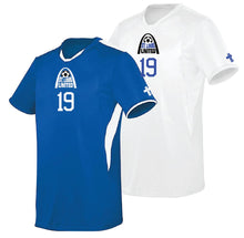 Load image into Gallery viewer, 2020/2021 Jersey Set (1 royal; 1 white)