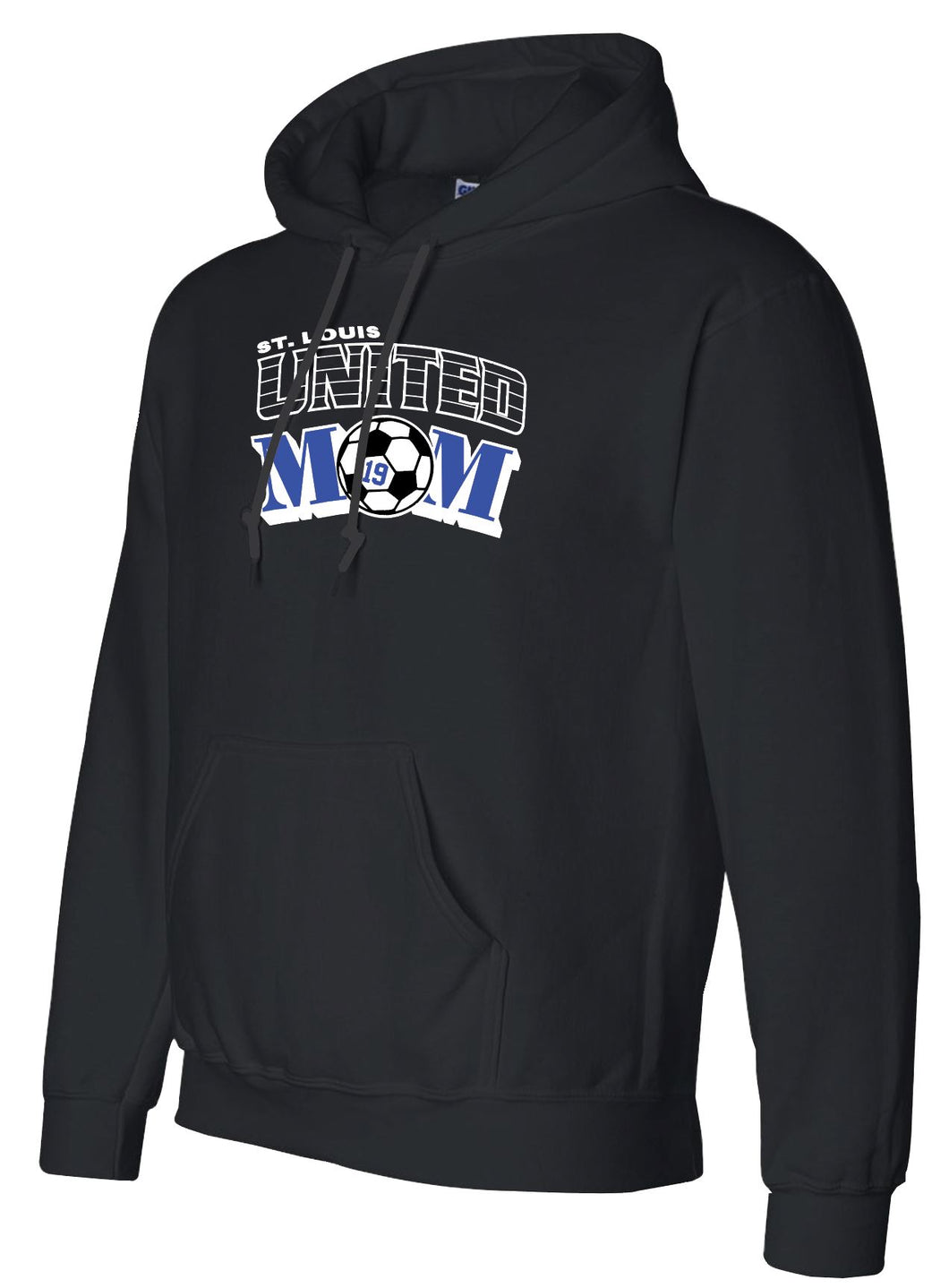 United MOM Hoodie - ADULT sizing