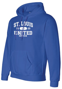 United Collegiate Logo Hoodie ADULT and YOUTH