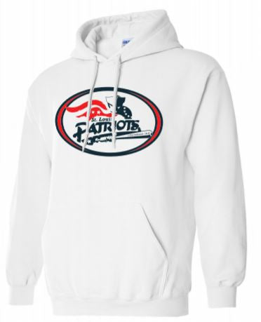 Hoodie ADULT and YOUTH-Traditional Logo