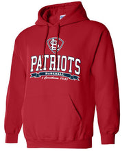 Load image into Gallery viewer, STL Patriots Hoodie ADULT and YOUTH