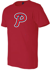 """P"" T-Shirt (ADULT and YOUTH)"