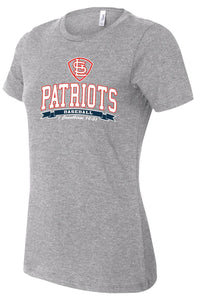 St. Louis Patriots T-Shirt -Ladies