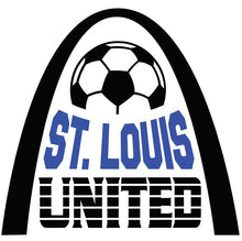 Load image into Gallery viewer, 2020/2021 St. Louis United Practice Shirt (60/40 Cotton/Poly)