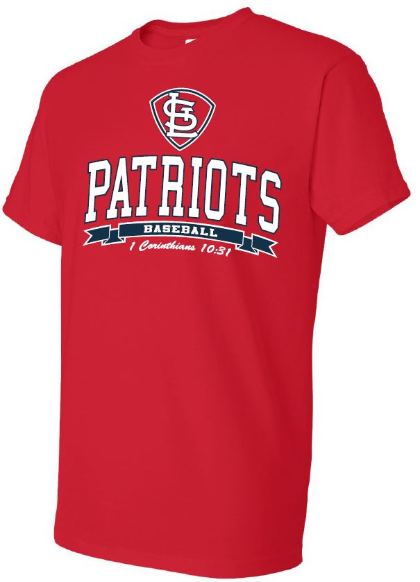 ***NEW*** St. Louis Patriots T-shirt in TALL sizes