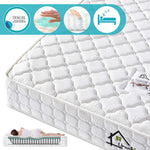 Ej. Life 3FT Single TENCEL Fabric Pocket Sprung and Memory Foam Mattress - 100 Nights Trial