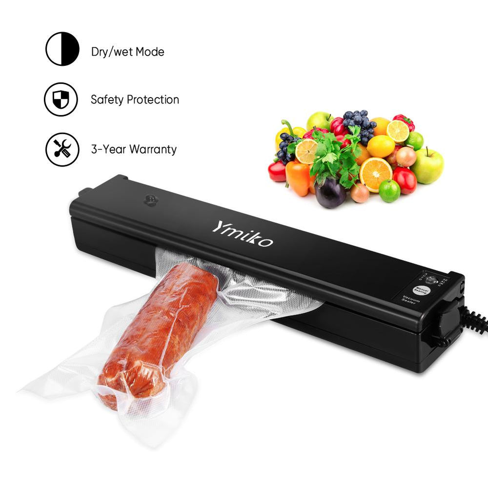 Vacuum Sealer Machine Upgraded