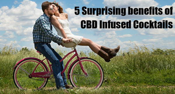 5 Surprising benefits of mixing CBD with your cocktail