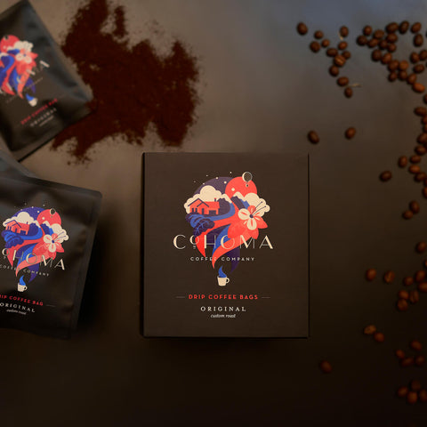 Coffee Bags: Original Custom Roast - Subscription - Cohoma Coffee