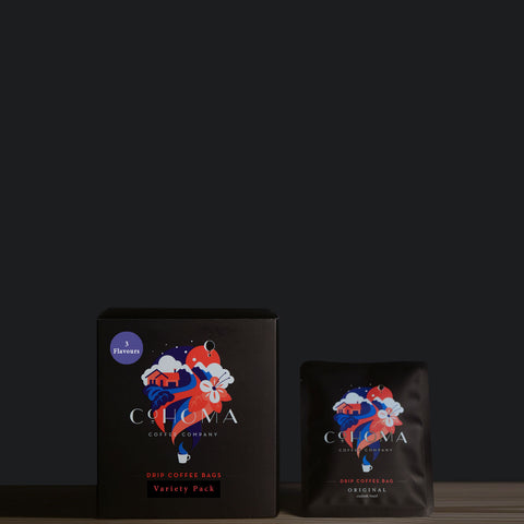 Coffee Bags: Variety Pack - Cohoma Coffee