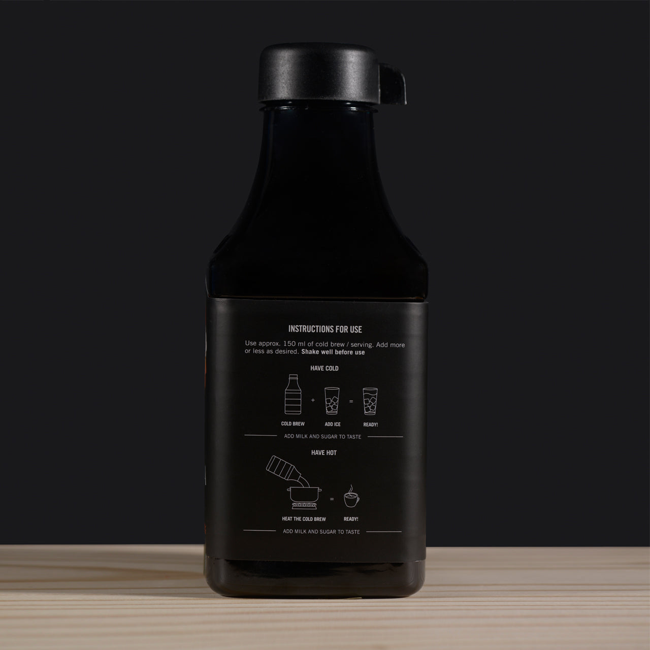 Cold Brew: Cinnamon Hazelnut - Subscription - Cohoma Coffee