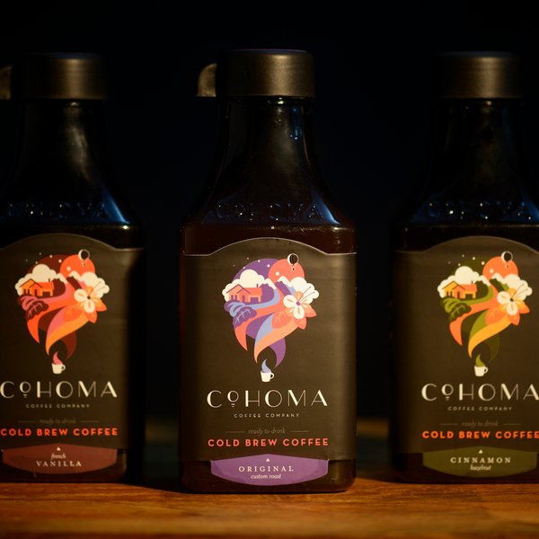 Cold Brew: Collection - Cohoma Coffee